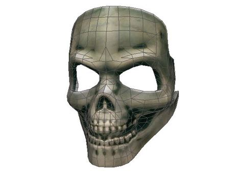 Papercraft Skull - papercraftsquare new paper craft skull
