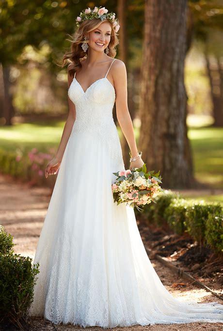 Wedding Dresses Styles by Vestido Para Casamento De Dia 89 Modelos Do Simples Ao