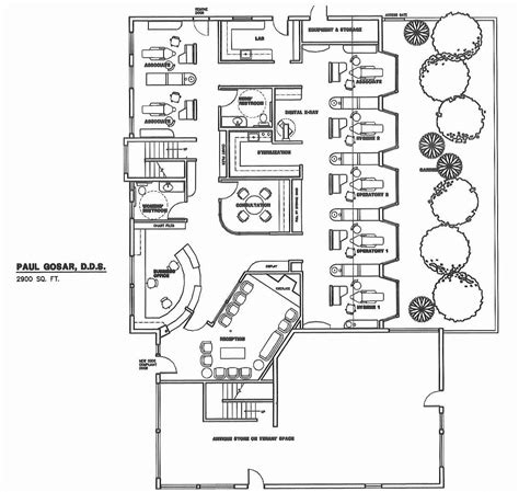 dental surgery floor plans 92 chiropractic floor plans gym and spa area plans
