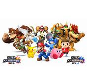 Super Smash Bros For Wii U – Wallpaper  Krash
