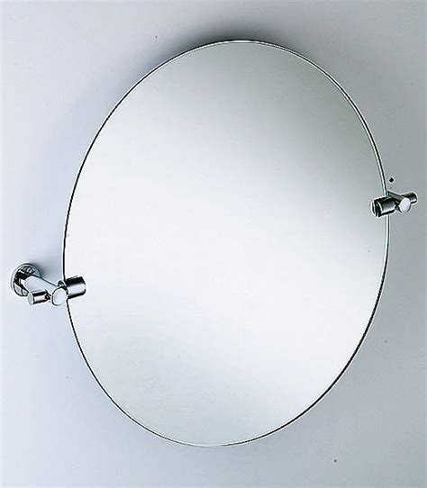 thames 18 quot swivel bathroom mirror in chrome