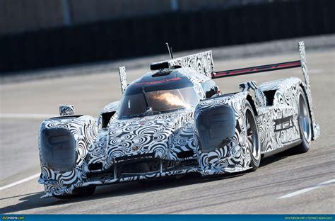 porsche prototype race cars ausmotive com 187 porsche continues lmp1 development