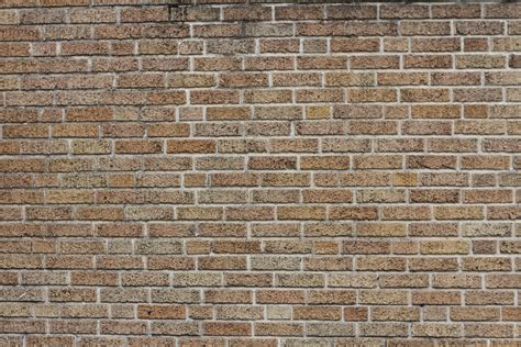 dark brick wall generic dark tan brick wall texture 14textures