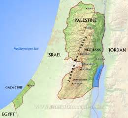 palestine map palestine maps by freeworldmaps net