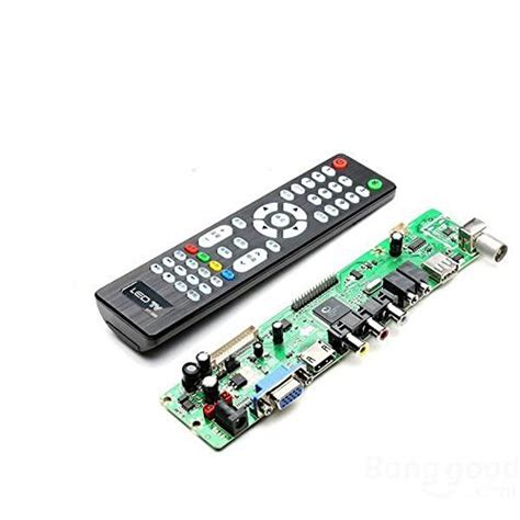 Universal Cl For Smartphone With 025 Inch High S 2 v59 universal lcd tv controller driver board pc vga hdmi
