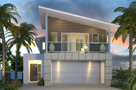 two storey beach house plans architecture minimalist two storey beach house design with palm trees and greenyard