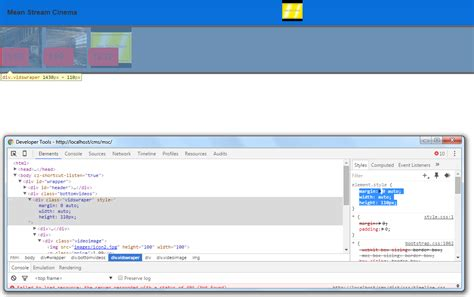 Css Width Auto by Html Css Width Auto Going Lenght When Not Supposed