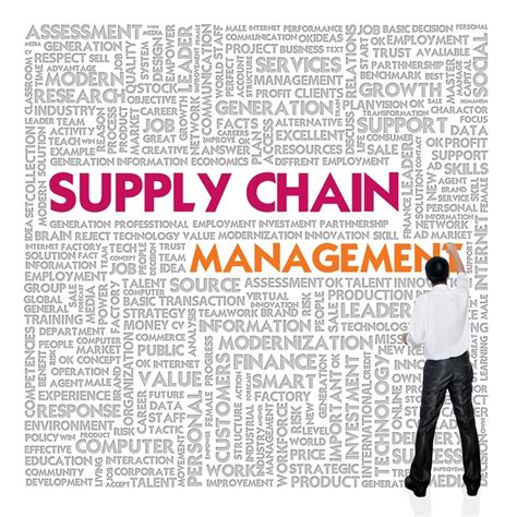 Mba Supply Chain Internship by Supply Chain Management Choose A Career In Logistics And