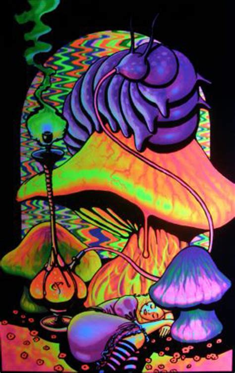 cheap black light posters 36 amazing psychedelic blacklight posters