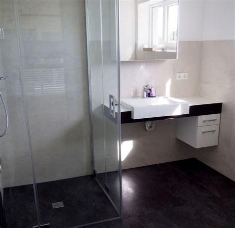 barrierefreies bad design ideen fishzero dusche barrierefrei selber bauen