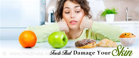 7 Bad Habits That Affect Your Skin by Top 7 Dietary Habits That Affect Your Skin