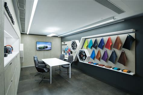 gessi s new stylish showroom lamborghini opens 3 000 square foot showroom in hong kong