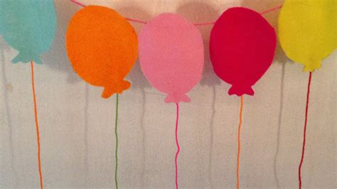 how to make decorations at home how to make a balloon garland for birthday parties diy