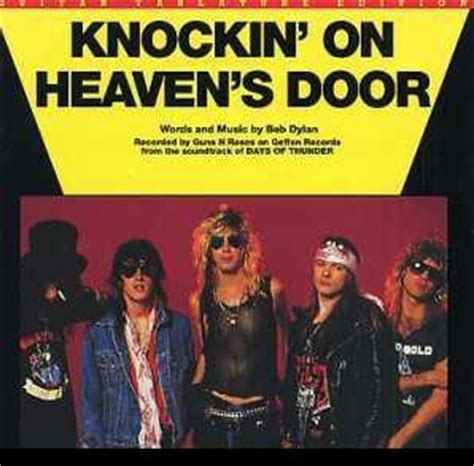 Guns And Roses Knockin On Heaven S Door by Knockin On Heaven S Door Backing Track Guns And Roses