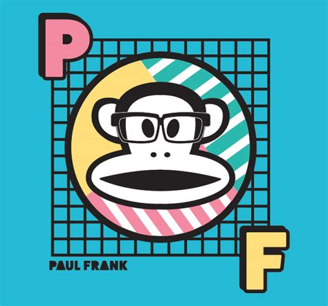 Pajamas Paul Frank Moustache paul frank pictures to pin on pinsdaddy
