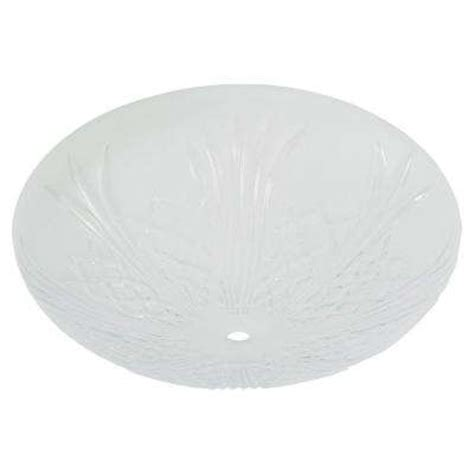 Replacement Glass Ceiling Light Covers Light Covers Ceiling Fan Parts The Home Depot