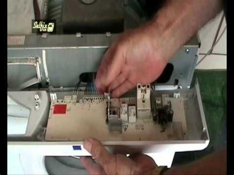 How To Program A Washing Machine Control Module   YouTube