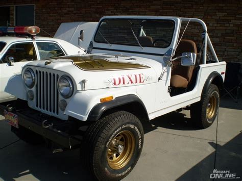 Dukes Jeep 17 Best Images About Jeep Cj7 On Duke