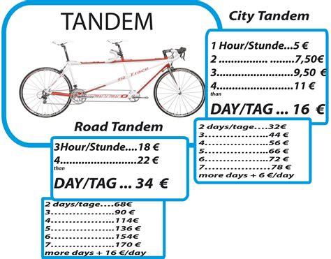 Motorrad Mieten Cala Millor by Mieten Tandem Fahrrad In Cala Bona