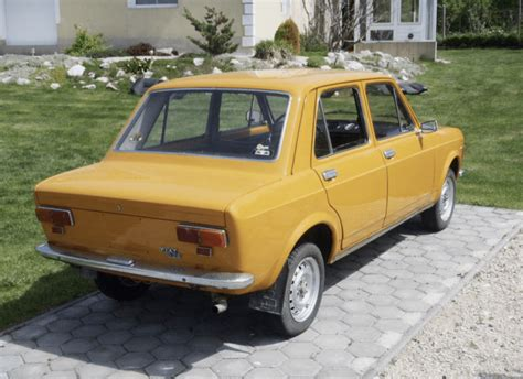 1970 fiat 128 classic italian cars for sale