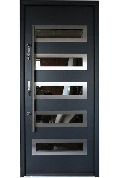 Minimalist Front Door Large Handles   Image Mag