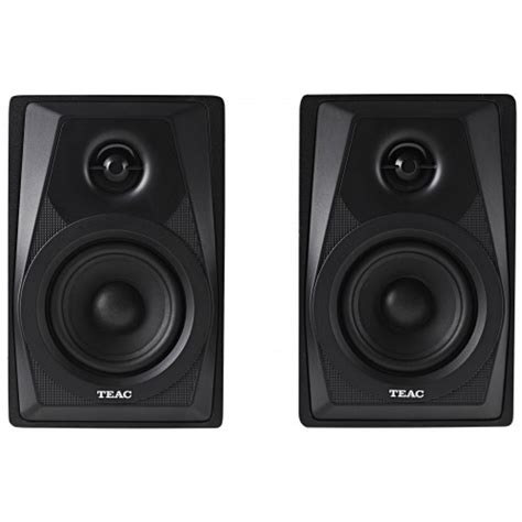 3 way ls teac ls m100 2 way 3 powered monitor speakers