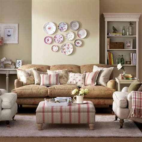 country livingroom ideas faded floral living room country living room designs housetohome co uk