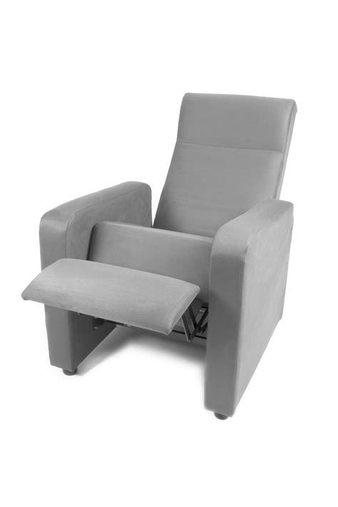 sillon reclinable manual sill 243 n relax reclinable manual tapizado gris casaidecora