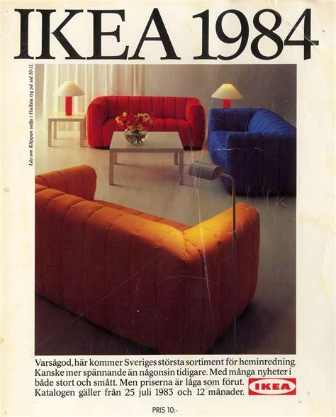 ikea catalog cover 1985 ikea 1984 catalog interior design ideas