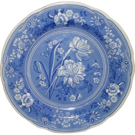 the spode blue room collection the spode blue room collection quot botanical quot plate sold on ruby