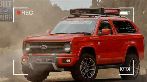 How Much Will The New Ford Bronco Cost by How Much Will A 2020 Ford Bronco Cost Auto Car Design