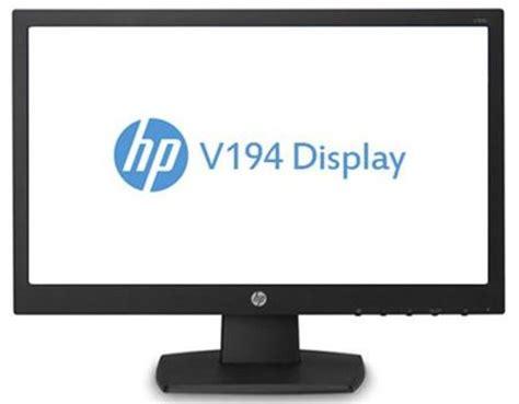 Hp Led Monitor V194 18 5 Inch hp v194 hd 18 5 inch wide screen desktop monitor price