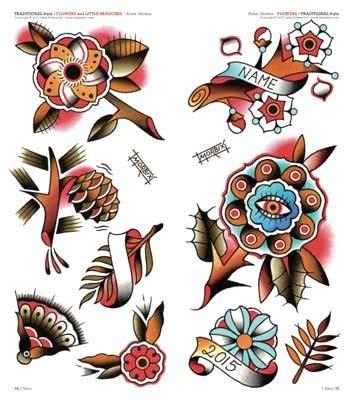 fiori traditional idea 197 aprile 2015