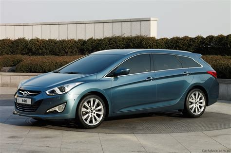 hyundai i40 wagon confirmed for australia photos 1 of 13