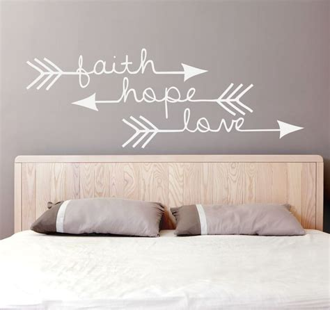 bedroom wall decals ideas best 25 faith ideas on