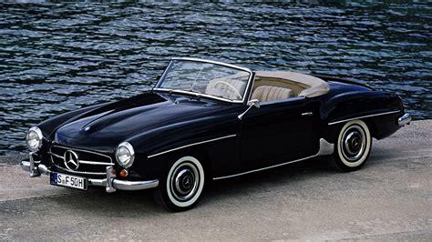 mercedes benz classic mercedes benz 190sl information and photos momentcar