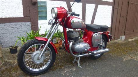 Motorrad Ps Hubraum by Jawa 360 Kategorie Motorrad Kilometerstand 2 025 Km