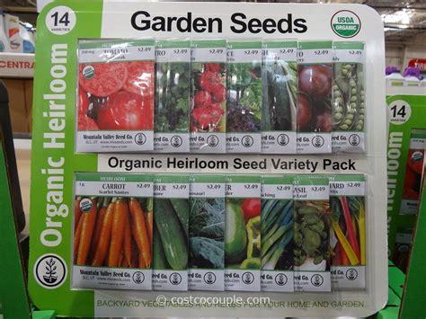 Kitchen Garden Seeds Coupon Code Mountain Valley Seed Organic Heirloom Garden Seeds