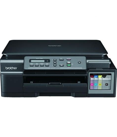 Printer Dcp T700w dcp t700w multifunction ink tank printer print scan copy wi fi and adf buy