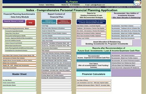Personal Financial Planner Excel India How To Be E Financial Advsior Salary Job Description Personal Financial Planning Excel Template India