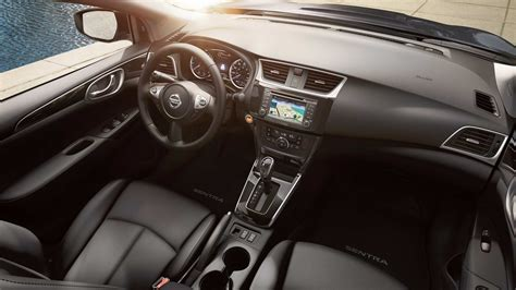 nissan sentra 2018 interior 2019 nissan sentra gets updated with standard
