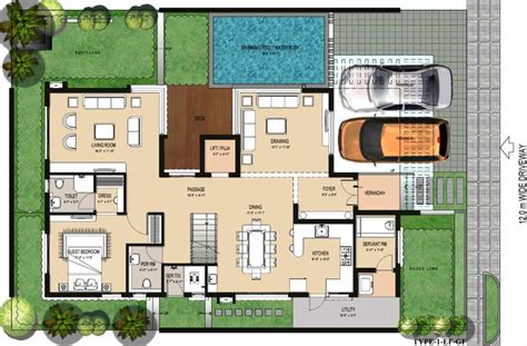villa floor plans india villa istanafloor plans villa istana