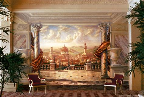 beautiful wall murals 30 beautiful wall mural paintings for your inspiration