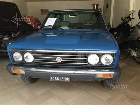 auto 4 porte sold fiat 131 2000 diesel 4 porte used cars for sale