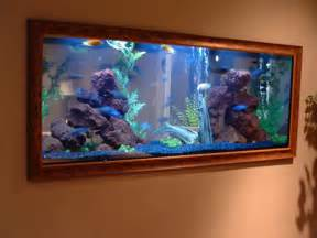 Latest Designs Of Kitchen 50 in wall aquariums must see pictures and designs