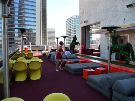 the standard roof top bar the standard hotel rooftop bar in downtown los angeles