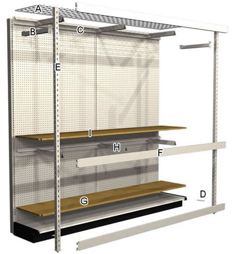 lozier shelving used multi function lozier