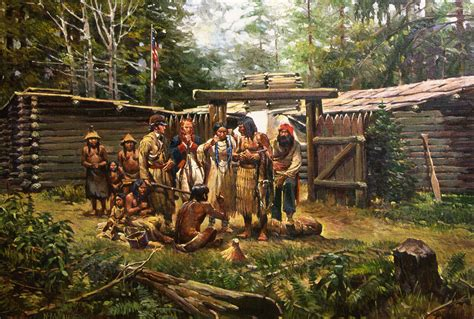 lewis and clark expedition lewis clark among the clatsops frances hunter s