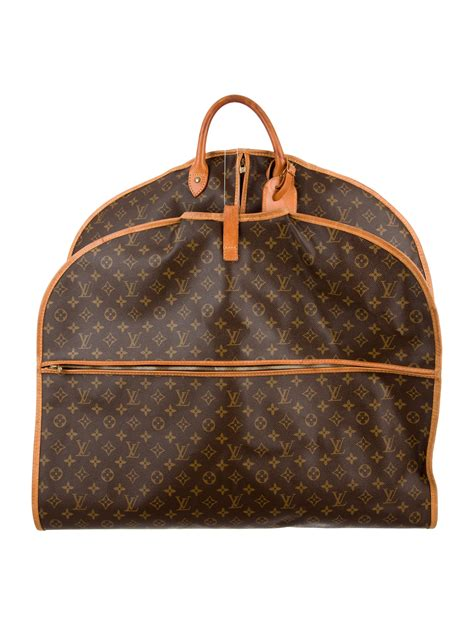 louis vuitton monogram garment bag handbags lou