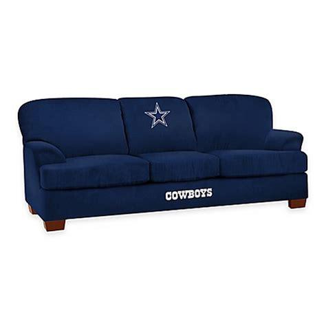 dallas cowboys convertible sofa nfl dallas cowboys microfiber team sofa bed bath